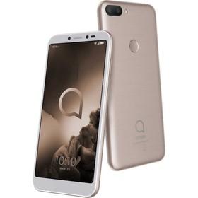 """Смартфон Alcatel 5024D 1S, 5.5"""", 2Sim, Android 9, 13Mpix, MP3 FM, microSD, золотистый"""