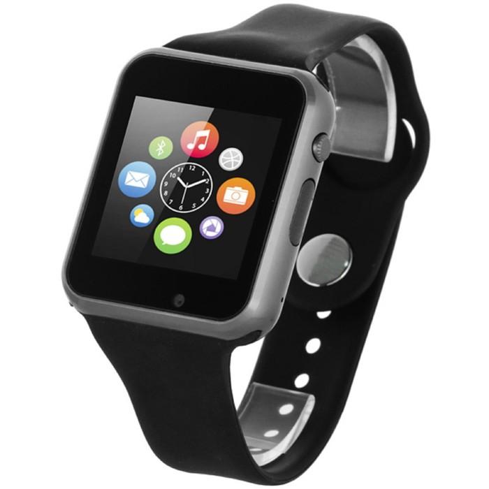 "Смарт-часы Jet Phone SP1, 48мм, 1.54"", черный"