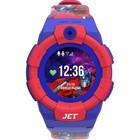 "Смарт-часы Jet Kid Optimus Prime, 45мм, 1.44"", сине-красный"