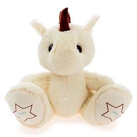 Мягкая игрушка «Единорог Зефир», цвет молочный, 60 см