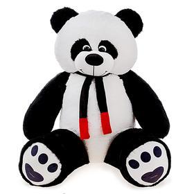 Мягкая игрушка «Мишка Нестор-Панда», цвет чёрно-белый, 120 см