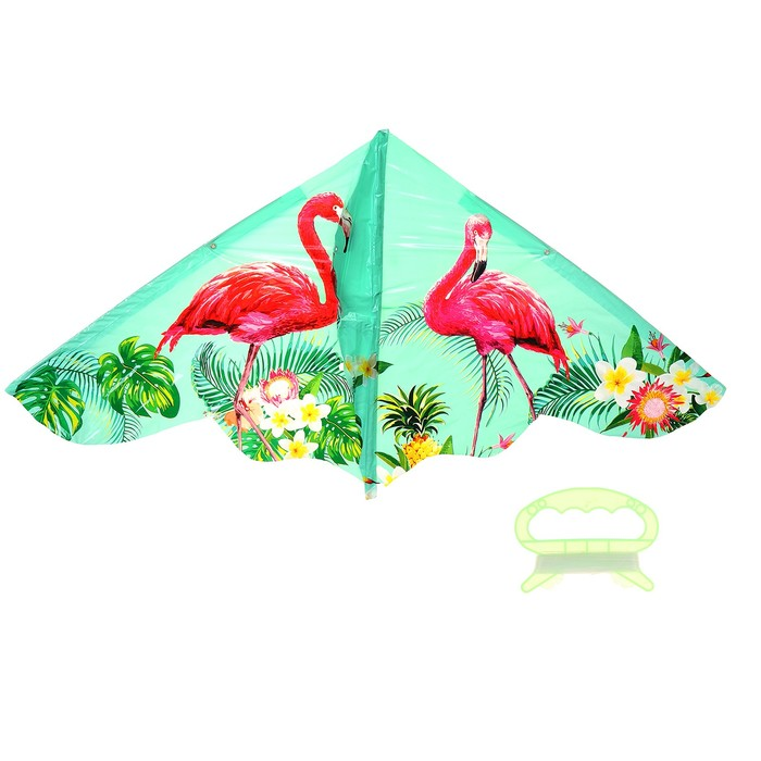 Воздушный змей «Фламинго»
