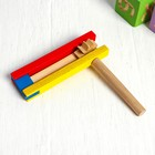 "Musical toy ""Rattle"" 2,5x10,5x11,5 cm"