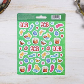 """Stickers for decorating eggs """"Easter"""", 12.5 x 16 cm"""