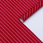 Paper glossy, metallic, 50 x 70 cm Red
