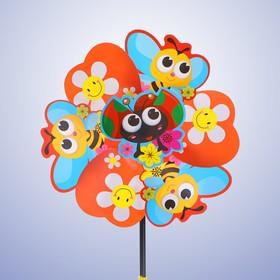 Ветерок «Пчёлки», цвета МИКС