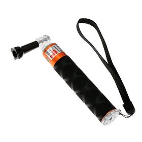 Монопод для экшн камер LuazON, 12 до 49 см, ударопрочный, металлический Ош