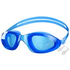 Набор для плавания взрослый, 2 предмета: очки, беруши, цвета МИКС