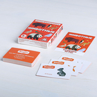 Игра-викторина «Животные» 5+, 50 карточек - фото 105602179