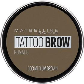 Помада для бровей Maybelline Brow Pomade, оттенок 03 коричневый