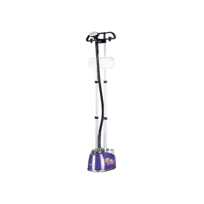 Отпариватель Centek CT-2385, 2200 Вт, 2.5 л, 40 г/мин, шнур 1.35 м, фиолетовый