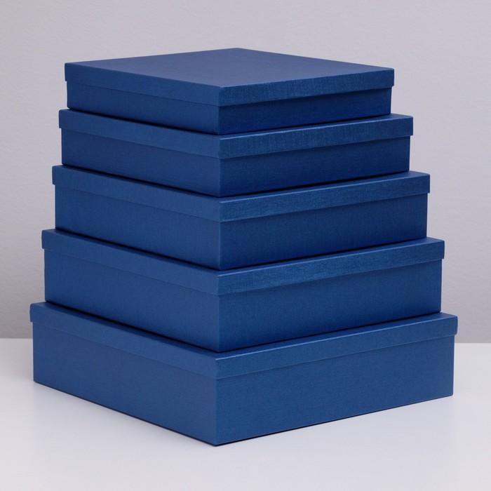 Синий перламутровый