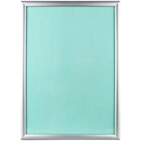 Клик-рамка для рекламы А2 OfficeSpace, алюминиевый профиль, 25мм 292354