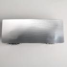 Держатель для уборочного инвентаря на липучке, 20×8×5.5 см, цвет хром - фото 4647503