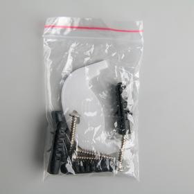 Диспенсер-пена для жидкого мыла механический, 1 л, пластик - фото 4656619