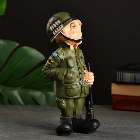 "Копилка ""Солдат"" 9х8х23см"