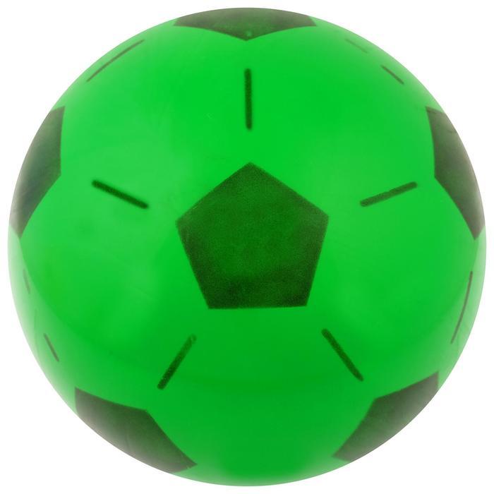 Мяч футбольный d=16 см, 45 г, цвета МИКС