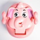 """Горшок детский """"Слоник"""", цвет розовый - фото 105450597"""