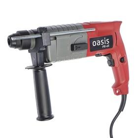 Перфоратор Oasis PR-65, 650 Вт, 4000 об/мин, 4700 уд/мин, 1.5 Дж, SDS-Plus, 2 режима
