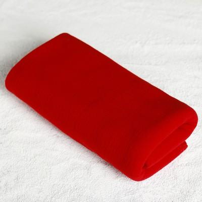 Plaid, fleece, 75х100 MIX color