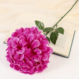 Цветы искусственные 'Герань королевская', 16*60 см, сиреневый Ош