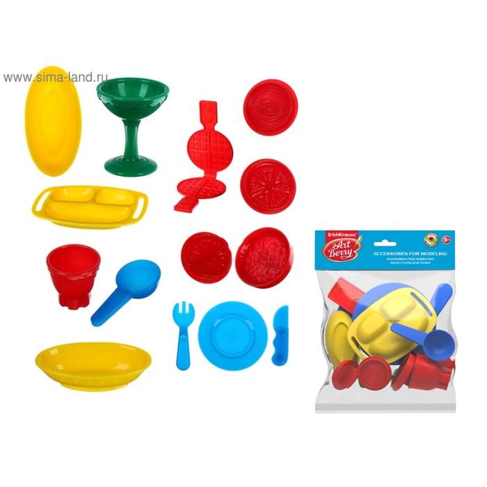 Пластиковые аксессуары для лепки ArtBerry Cookie Set 30206