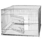 Клетка для собак, с мет. Поддоном, разборная, 150 х 100 х 105 см