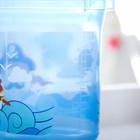 """Поильник детский """"Морячок"""" с твёрдым носиком 200 мл, цвет голубой - фото 105491174"""