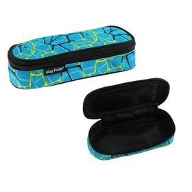 Пенал мягкий футляр, ткань, 50 х 210 х 80, Mag Taller Case Neuro blue