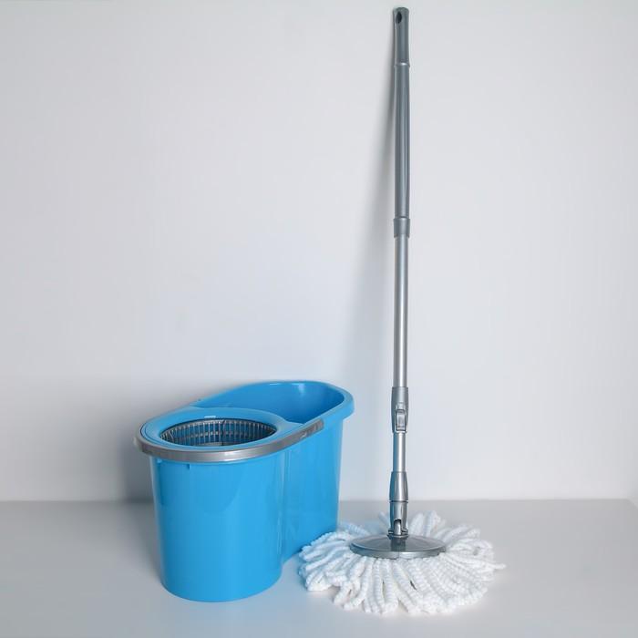 """Набор для уборки МОП """"Style"""", 16 л, цвет голубой"""