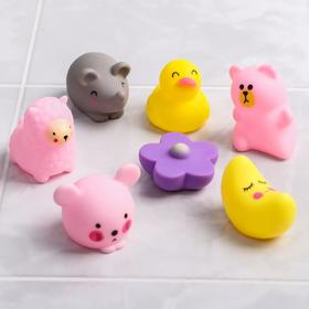 "A set of bath toys ""kids toys"", 7 PCs"