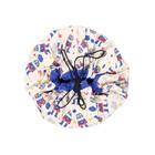 Игровой коврик-мешок для хранения игрушек 2 в 1 Play&Go, коллекция Designer, «Супергерой»