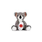 Развивающая игрушка-комфортер музыкальная мягкая «Коко», 1+