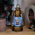 """Световая фигура """"Фонарик и мишка"""", 220V 1 LED"""