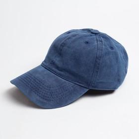 Бейсболка  MINAKU, размер 58, цвет синий