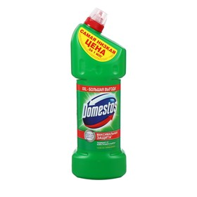 Универсальное чистящее средство Domestos «Хвойная свежесть», 1,5 л