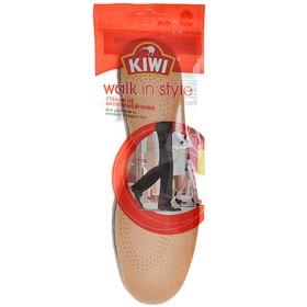 Стельки для обуви Kiwi, из натуральной кожи