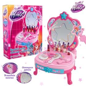 Игровой набор «Столик с зеркалом», феи ВИНКС: Блум, со световыми и звуковыми эффектами