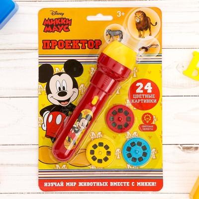Flashlight projector, Mickey mouse light n SL-01213