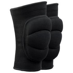 Наколенники универсальные (пара 2 шт), цвет чёрный