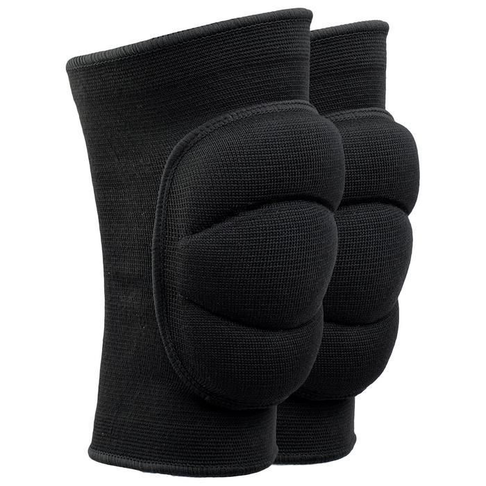 Наколенники универсальные (пара 2 шт), цвет черный