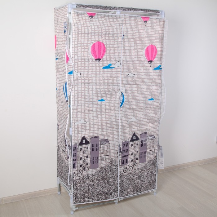 Шкаф для одежды «Романтика», 86×46×170 см