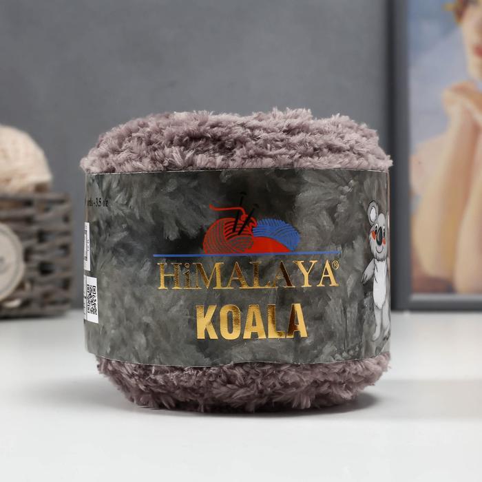 """Пряжа """"Koala"""" 100% микрополиэстер 100м/100гр (75708 бежевый) - фото 798382431"""