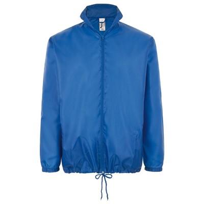 Ветровка унисекс SHIFT, размер M, цвет ярко-синий