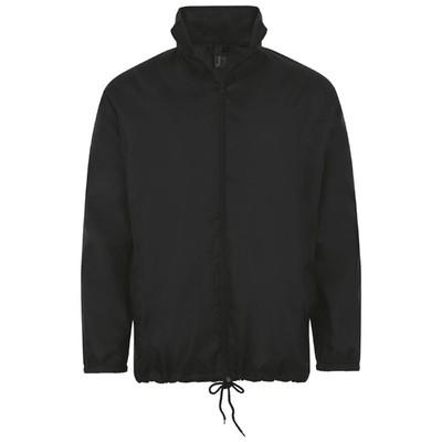 Ветровка унисекс SHIFT, размер L, цвет чёрный