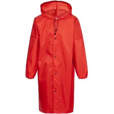 Дождевик унисекс Rainman Strong, размер XS, цвет красный