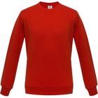 Толстовка унисекс Unit Toima Heavy, размер M, цвет красный