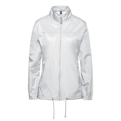 Ветровка женская Sirocco, размер S, цвет белый
