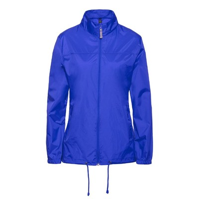 Ветровка женская Sirocco, размер S, цвет ярко-синий