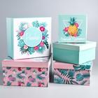 Набор коробок 5 в 1 «Tropical», Me To You